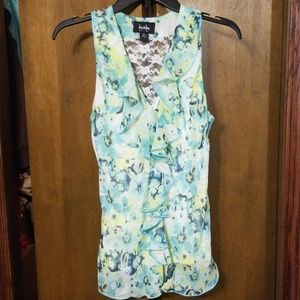 By and By Sleeveless Top